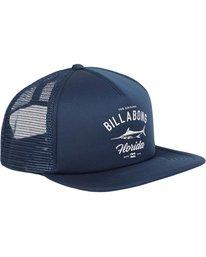2 Florida Trucker Hat  MAHWNBFL Billabong