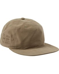 2 Surfplus Snapback Hat  MAHWNBPL Billabong