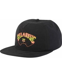 0 Re-Issue Snapback Hat  MAHWNBRI Billabong