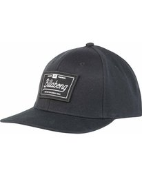 0 Walled Stretch Fit Hat Black MAHWNBWD Billabong