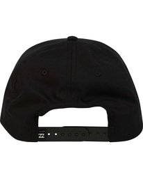 3 The Peninsula Hat Black MAHWPBPE Billabong