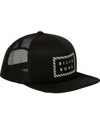 2 Upgrade Trucker Hat Black MAHWPBUP Billabong