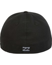 3 Walled Stretch Hat Black MAHWPBWD Billabong