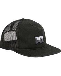 2 Breakdown Trucker Hat Black MAHWQBBR Billabong
