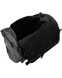 2 Mavericks Lite Duffle Bag Grey MATVNBML Billabong
