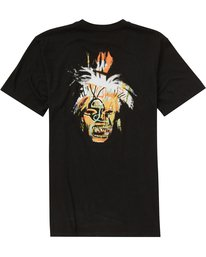 1 Men's Fright Wig Tee  MT45PBFW Billabong