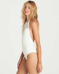 1 It's All About The Detail One Piece Yellow X110KITS Billabong