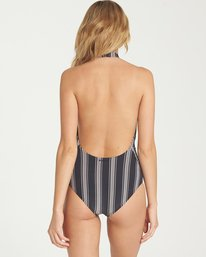4 Away We Go One Piece Swim Black X112NBAW Billabong