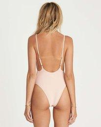 3 Tanlines One Piece Swim Pink X114NBTA Billabong