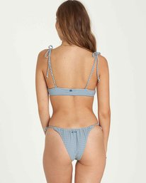 0 Sea Rinse Hike Bikini Bottom Blue XB06QBSE Billabong