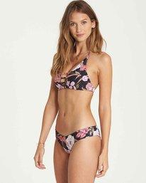 1 Sweet Tide Reversible Hawaii Lo Bikini Bottom  XB08QBSW Billabong