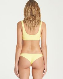 1 Reissue Tanga Bikini Bottoms Yellow XB53NBRE Billabong
