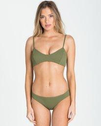 3 Love Myself Lowrider Bikini Bottom  XB93NBLO Billabong
