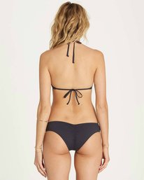 3 Sol Searcher High Neck Bikini Top Black XT01MSOL Billabong