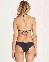 5 Sol Searcher High Neck Bikini Top Black XT01MSOL Billabong