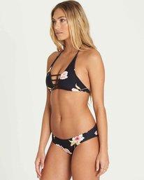 1 Floral Dawn Cami Bikini Top Black XT05PBFL Billabong