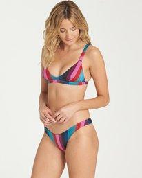 1 Out To Sea Fixed Triangle Bikini Top  XT09MOUT Billabong