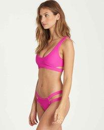 1 Tanlines Tank Bikini Top Pink XT11QBTA Billabong