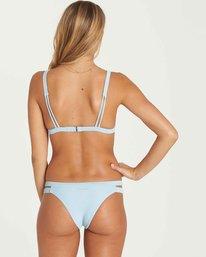 2 Tanlines Trilet Bikini Top Blue XT13PBTA Billabong
