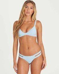 0 Tanlines Trilet Bikini Top Blue XT13PBTA Billabong