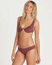 2 Way To Love Wired Bikini Top Purple XT16NBWA Billabong