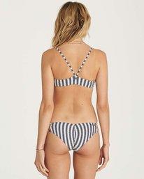 2 Get In Line Trilet Bikini Top  XT18NBGE Billabong