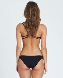 2 Sol Searcher Crossback Bikini Top Black XT29QBSO Billabong