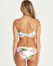 2 Island Hop Tie Cami Bikini Top Yellow XT49PBIS Billabong