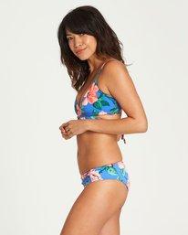 1 Blue Days Reversible Wrap Bralette Bikini Top Blue XT89NBBL Billabong
