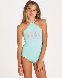 0 Girls' Sol Searcher One Piece Swim  Y101PBSO Billabong