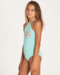 1 Girls' Sol Searcher One Piece Swim  Y101PBSO Billabong