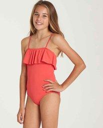 1 Girls' Sol Searcher One Piece Swim  Y101QBSO Billabong