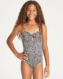 WILD SUN 1 PC Y106TBWI. Girls  Wild Sun One Piece Swim e87bcfd6d