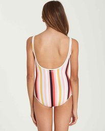 2 Girls' Come On By One Piece Swim  Y107QBCO Billabong