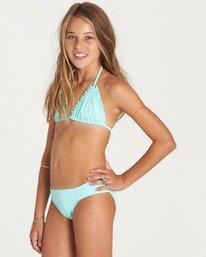 1 Girls' Sol Searcher Triangle Swim Set  Y201KSOL Billabong