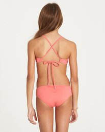 2 SOL SEARCHER CRSBACK Pink Y201LSOL Billabong