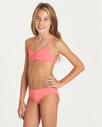 1 SOL SEARCHER CRSBACK Pink Y201LSOL Billabong
