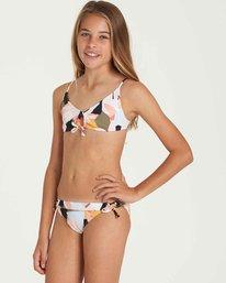 1 Girls' Shaka Daze Keyhole Swim Set  Y206QBSH Billabong