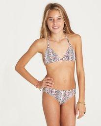 0 Girls' Gyspea Crossback Swim Set  Y207LGYP Billabong