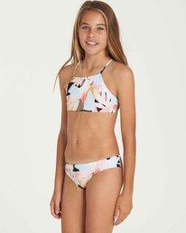 1 Girls' Shaka Daze Crop Tank Swim Set  Y207QBSH Billabong
