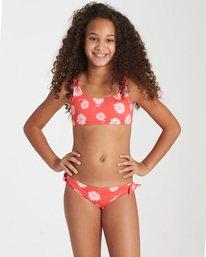 e560dbbb6f49e DAISY DAY TANK SET Y208TBDA. Girls  Daisy Day Tank Bikini Set