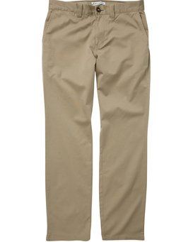 CARTER STRETCH CHINO  B314QBCS