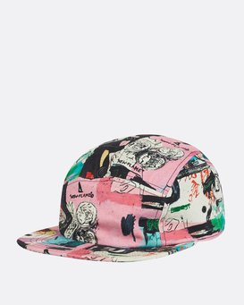 FACTORY 5 PANEL HAT  JAHWPBBA