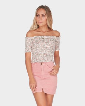 BAD HABITS SKIRT  JK23TBBA