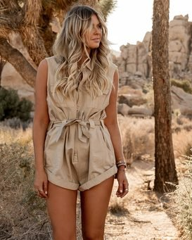 THE DESERT ROMPER  JN91SBDE