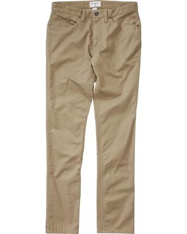 CARTER STRETCH CHINO  K311LCAS