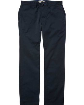 CARTER STRETCH CHINO  M314QBCS