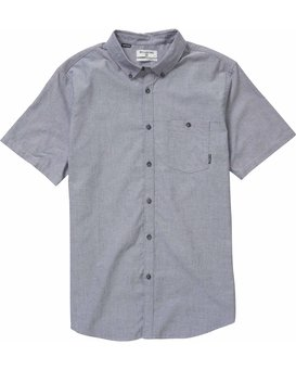 ALL DAY OXFORD SS  M501NBAO