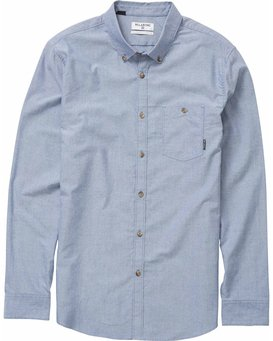 ALL DAY OXFORD LS  M521NBAO