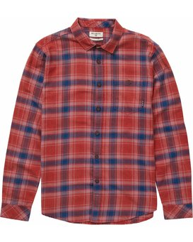 FREEMONT FLANNEL  M523NBFR